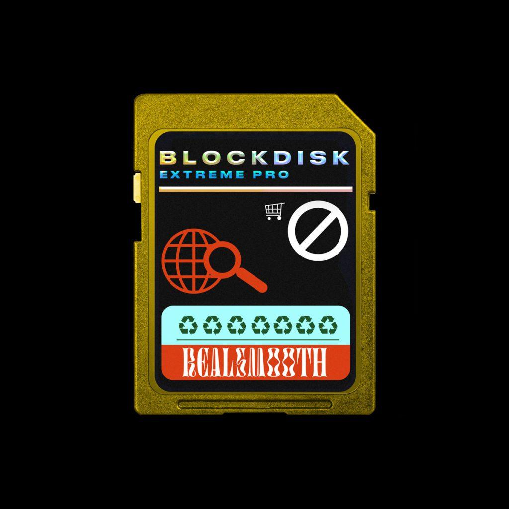 SD Memory Card Mockup (free) 5