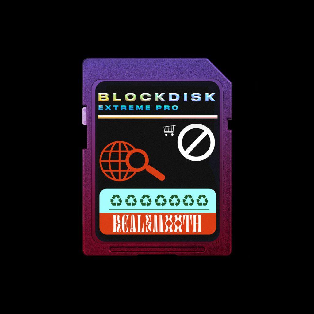 SD Memory Card Mockup (free) 4