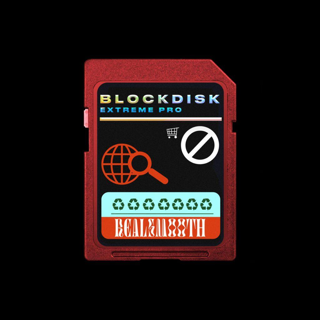 SD Memory Card Mockup (free) 3