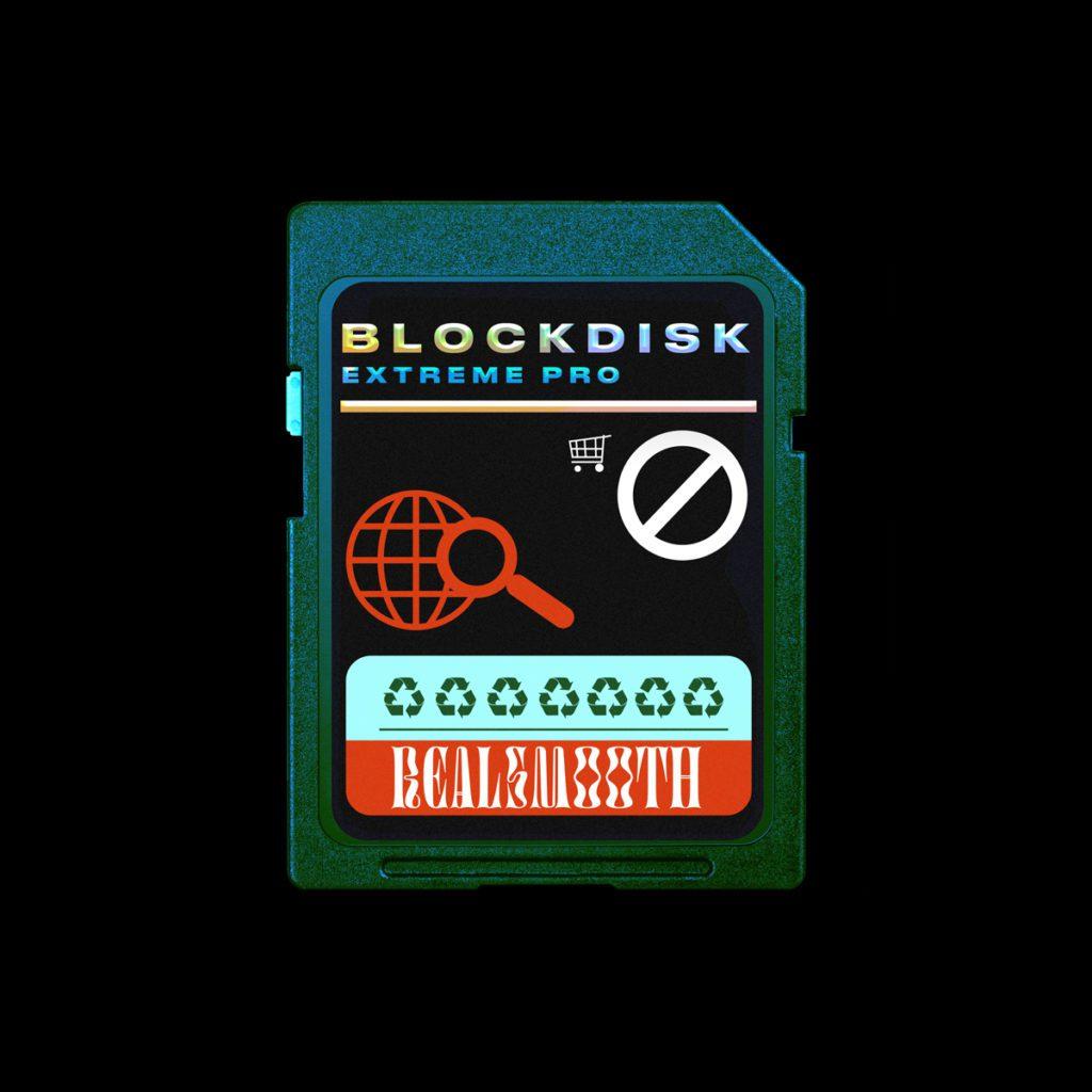 SD Memory Card Mockup (free) 2
