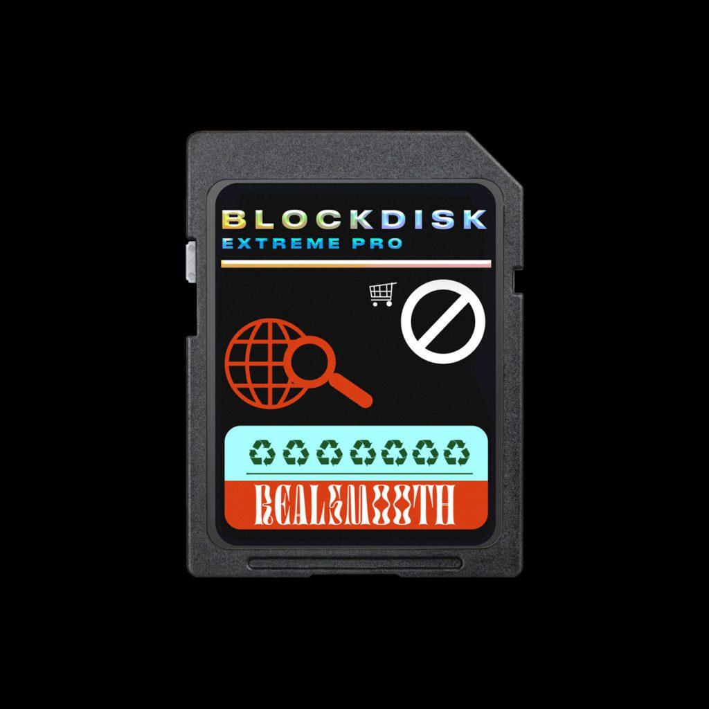 SD Memory Card Mockup (free) 1