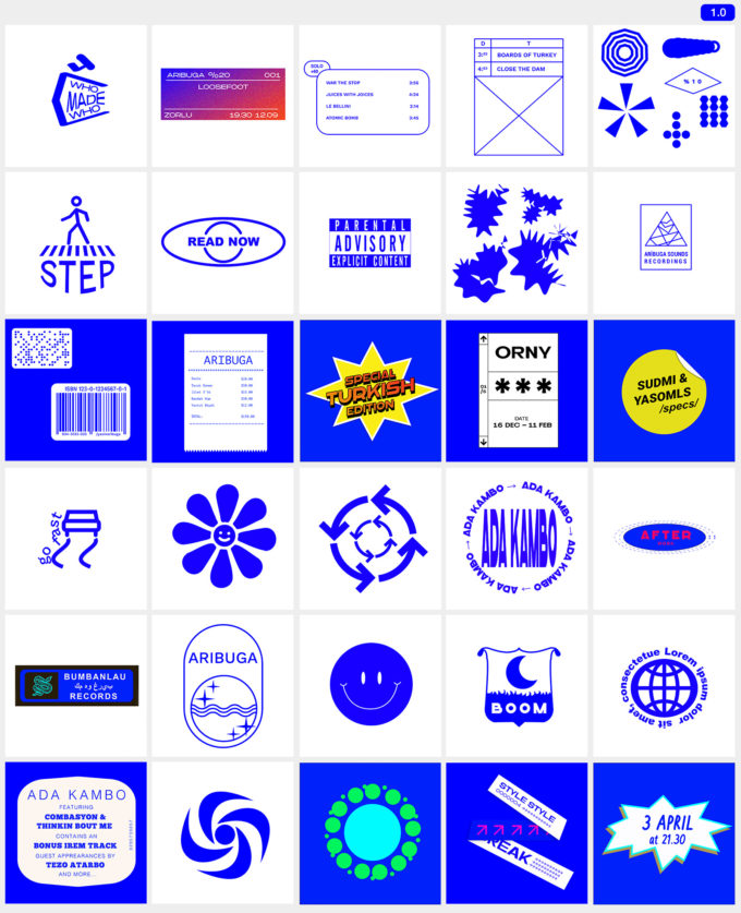 Dirtybarn Graphics Set (Free) 4