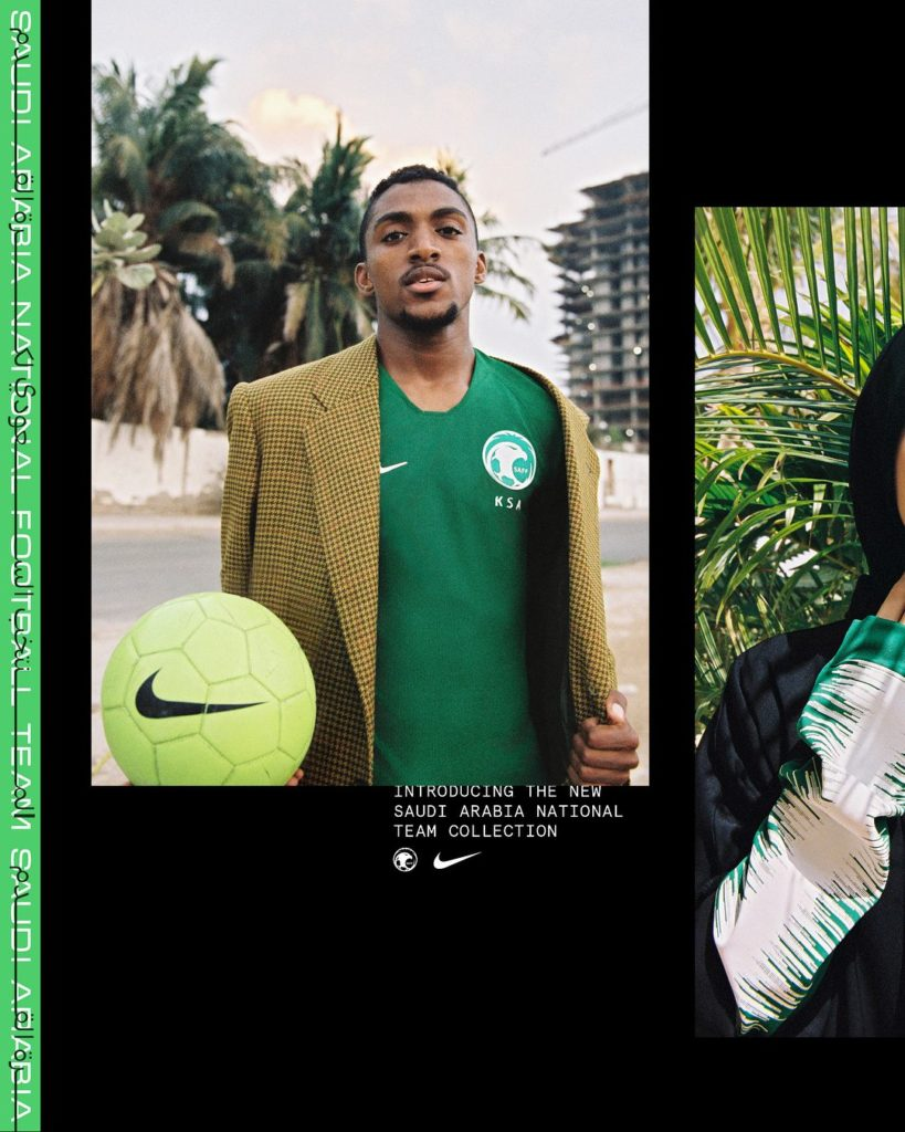 Middle East's Design World: Nike Football Kit Launch 10