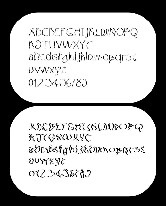 Font: Disleks 3