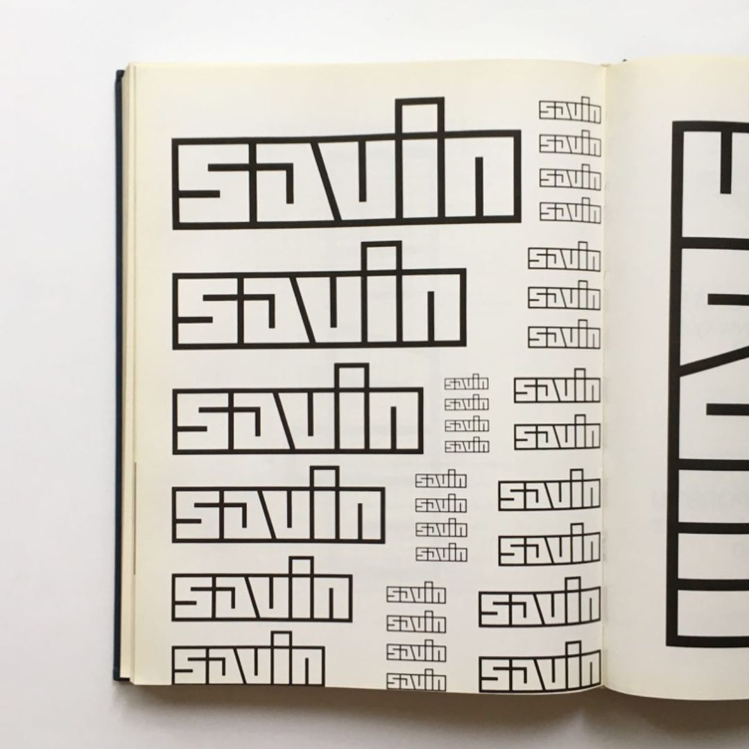 Editorial Design Archives: Out of Print Books 8