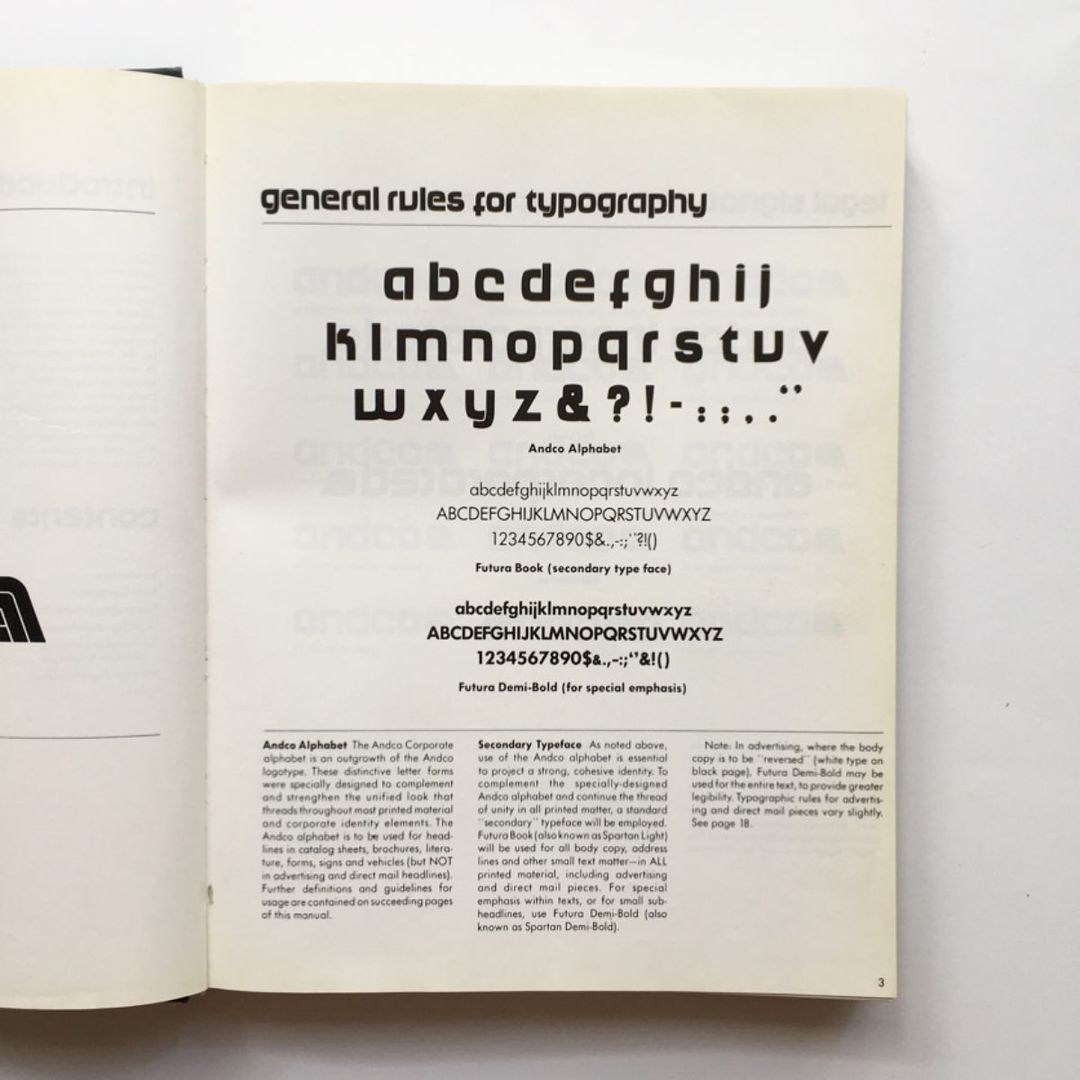 Editorial Design Archives: Out of Print Books 9