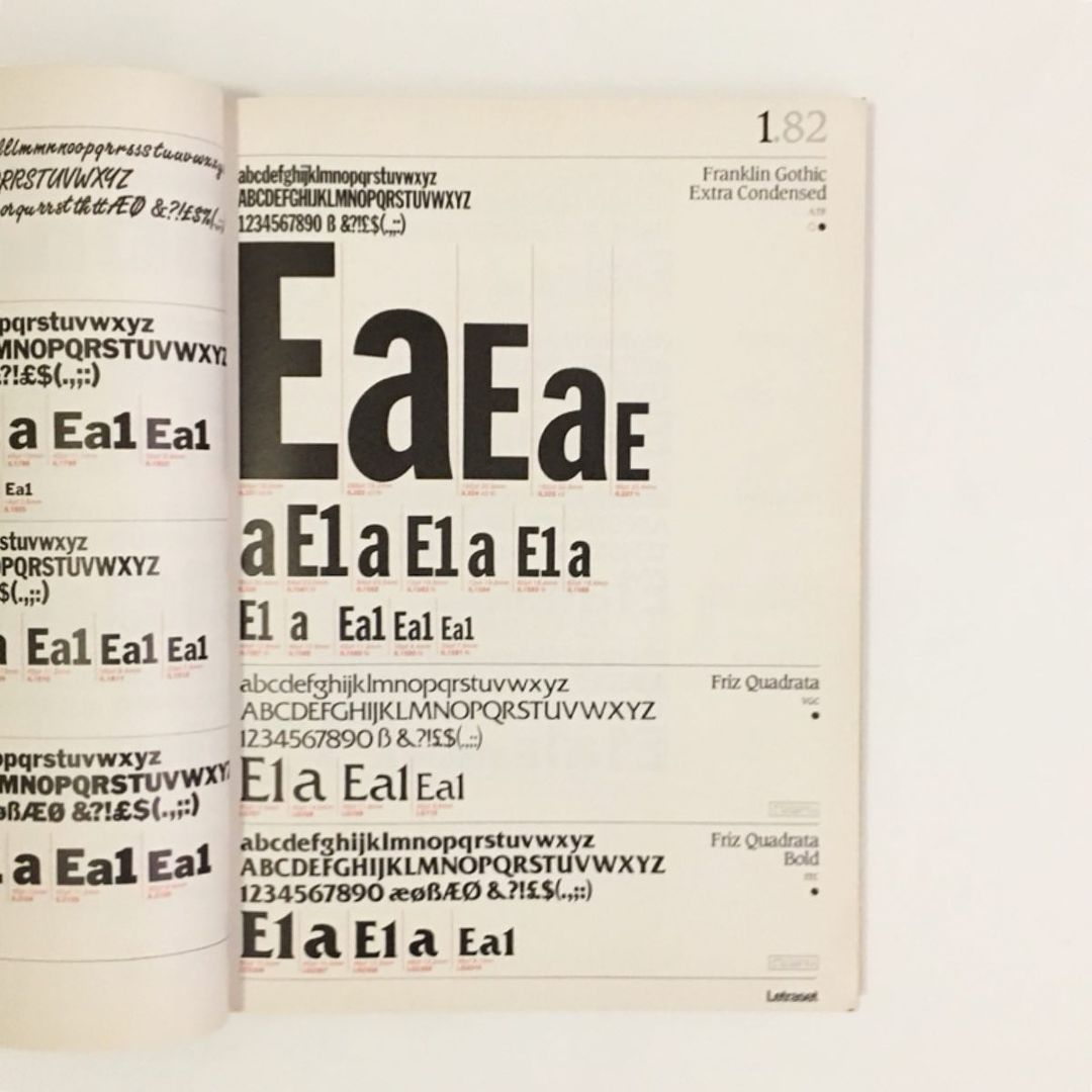 Editorial Design Archives: Out of Print Books 32