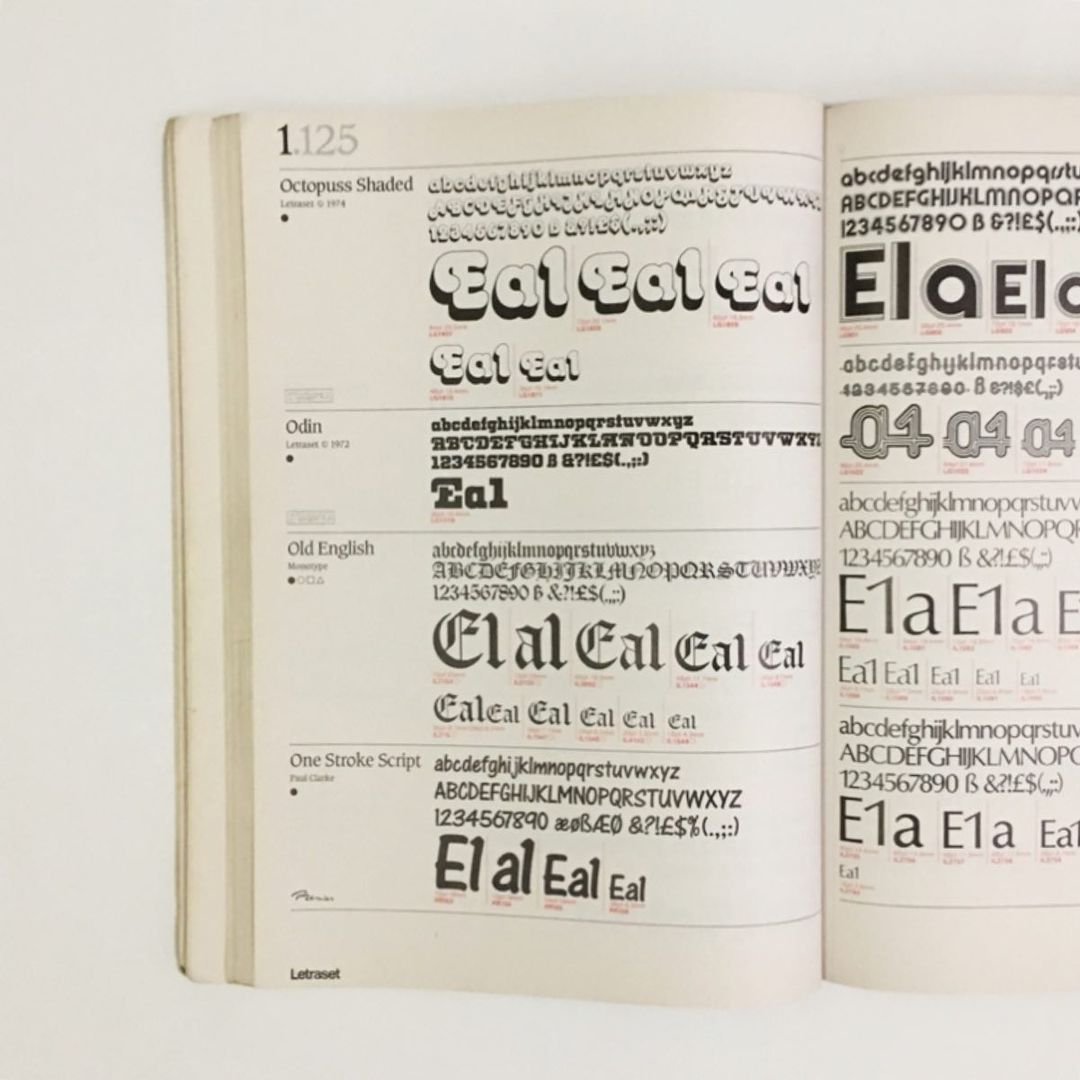 Editorial Design Archives: Out of Print Books 33