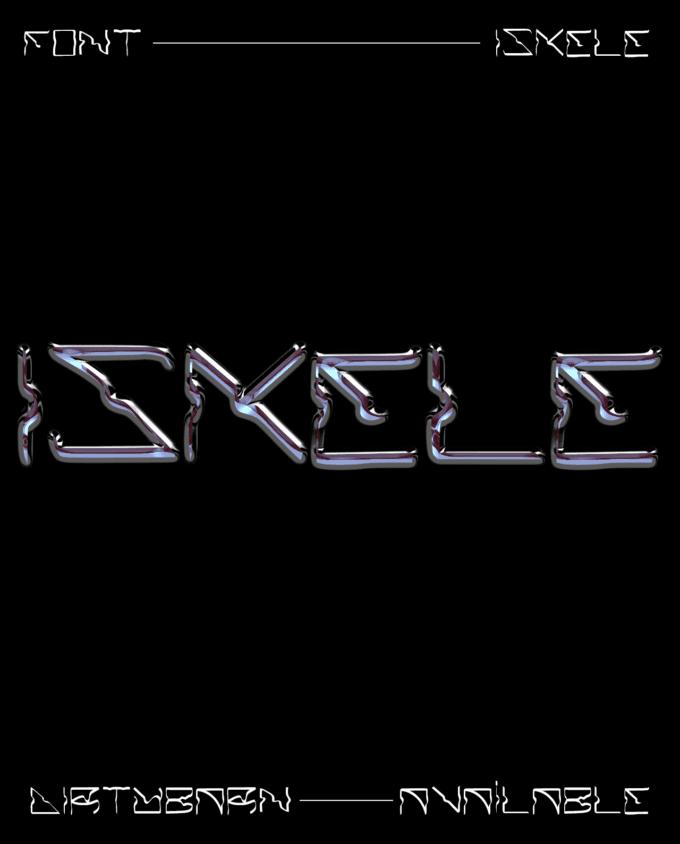 3 fonts: Splinter, Dogshit, Iskele 4