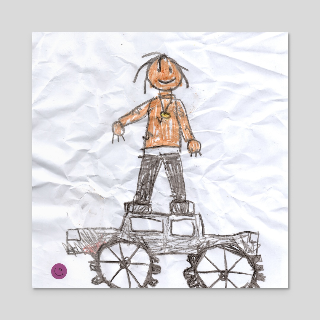 Aaron Fahy Brilliantly Recreates Popular Album Covers 24