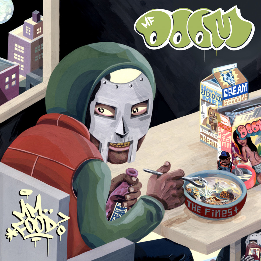 Aaron Fahy Brilliantly Recreates Popular Album Covers 3