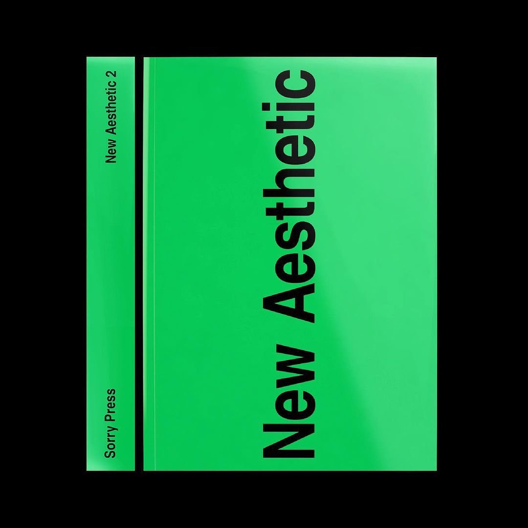 New Aesthetic 2: A Collection of Independent Type Design 2