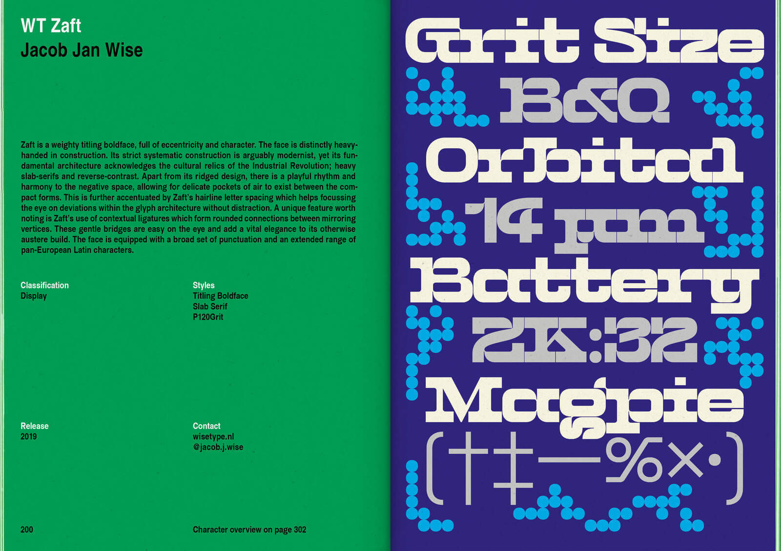 New Aesthetic 2: A Collection of Independent Type Design 11