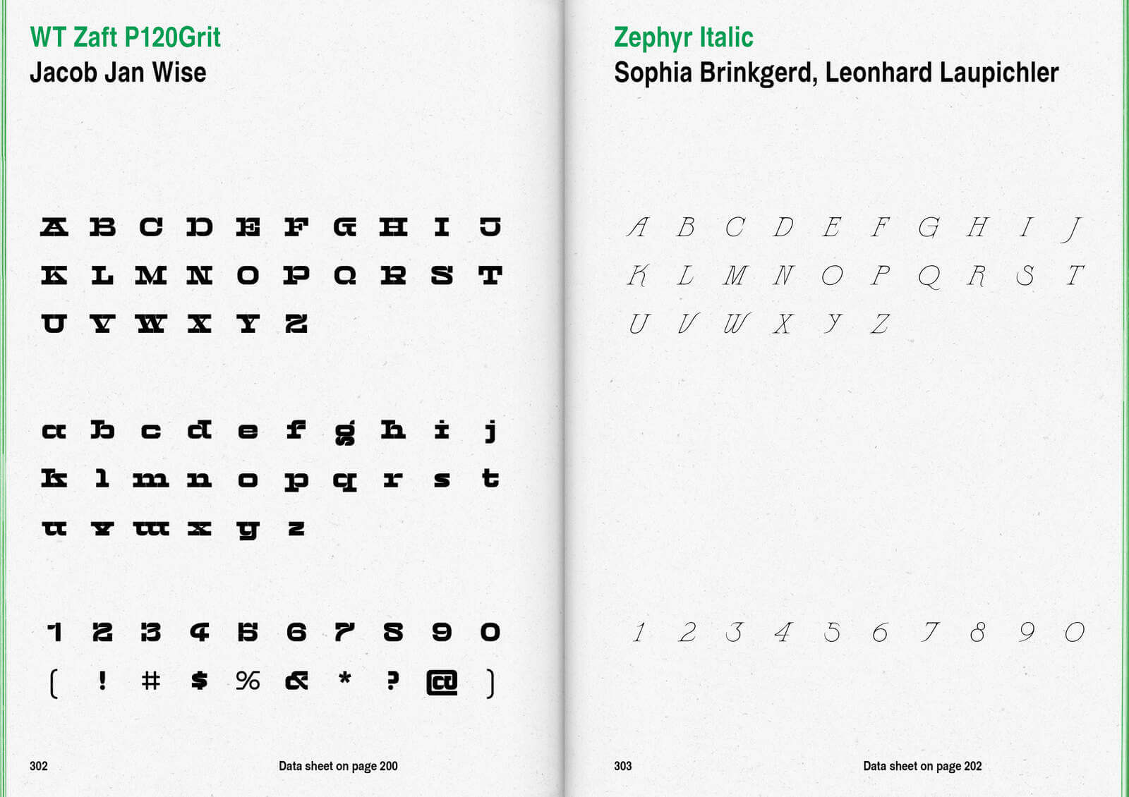 New Aesthetic 2: A Collection of Independent Type Design 13