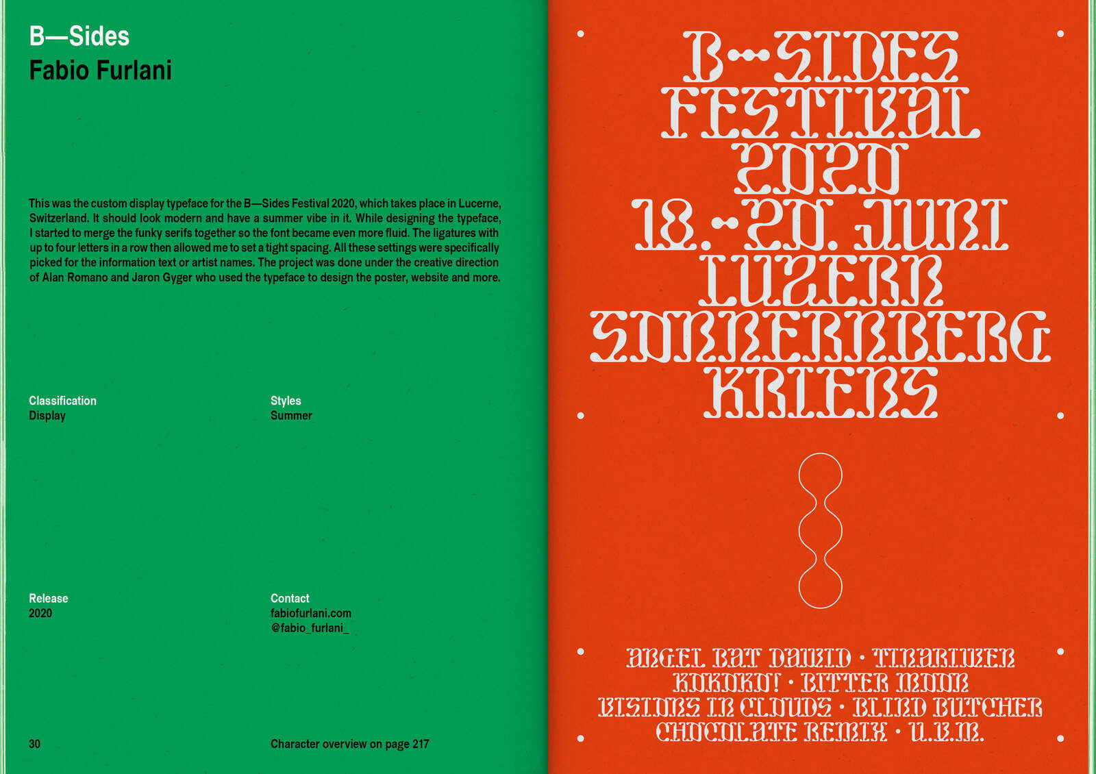 New Aesthetic 2: A Collection of Independent Type Design 8
