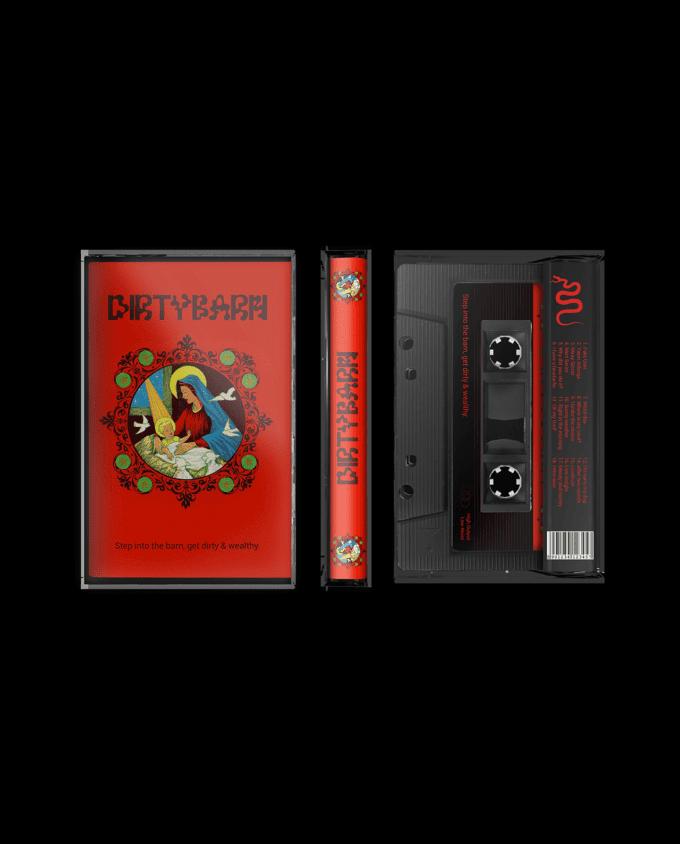 Cassette Tape Mockup 1