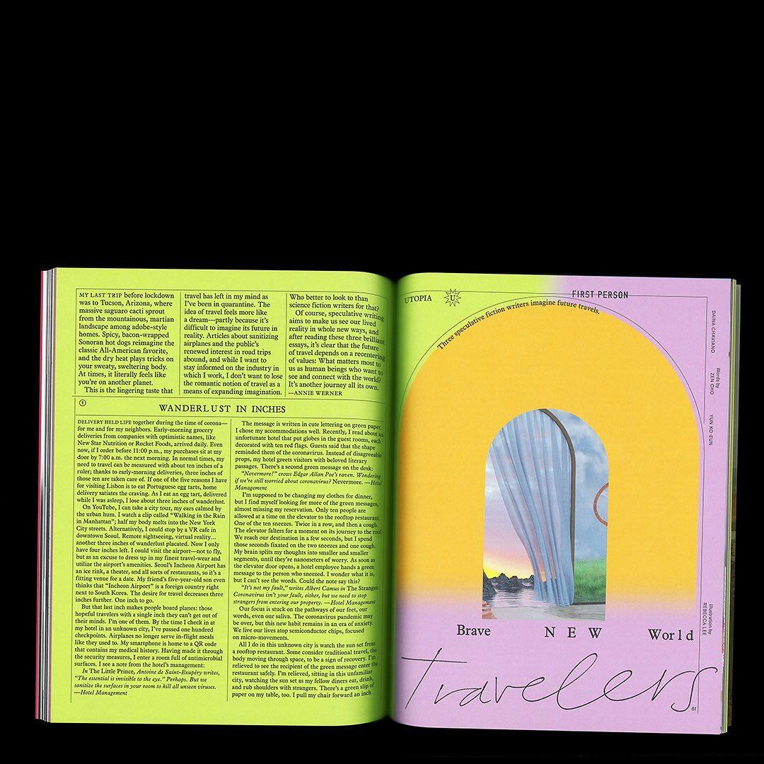 Editorial Design Archives: Chloe Scheffe 5