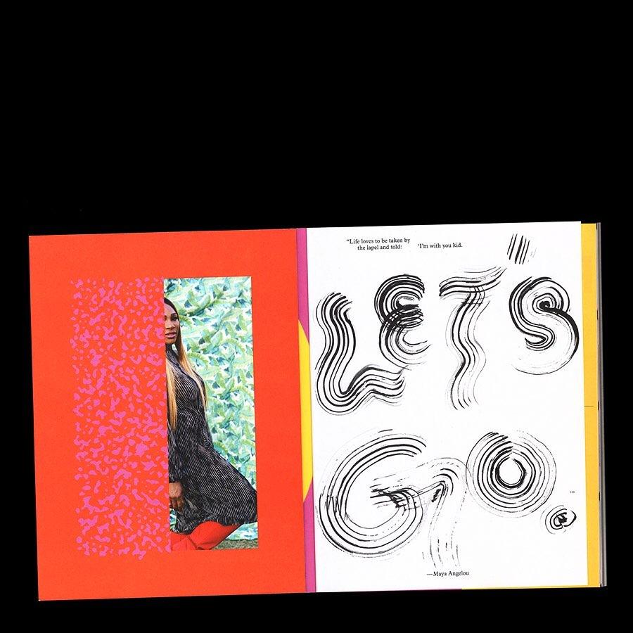 Editorial Design Archives: Chloe Scheffe 12