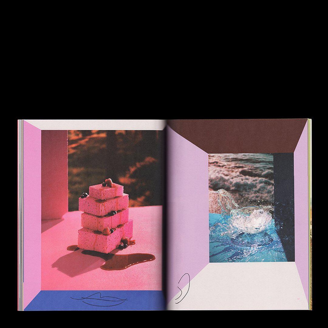 Editorial Design Archives: Chloe Scheffe 8