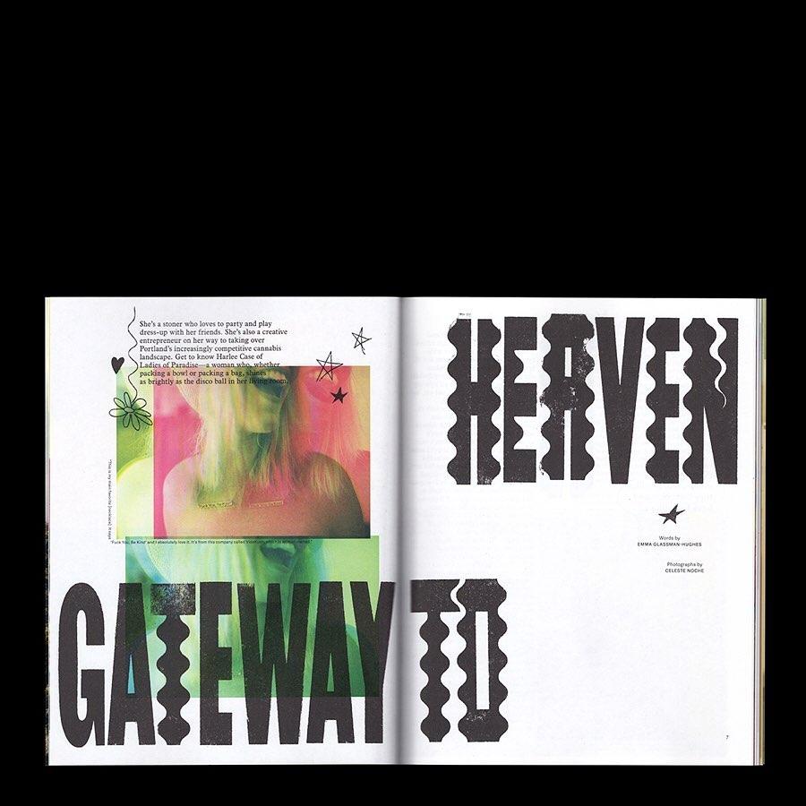 Editorial Design Archives: Chloe Scheffe 10