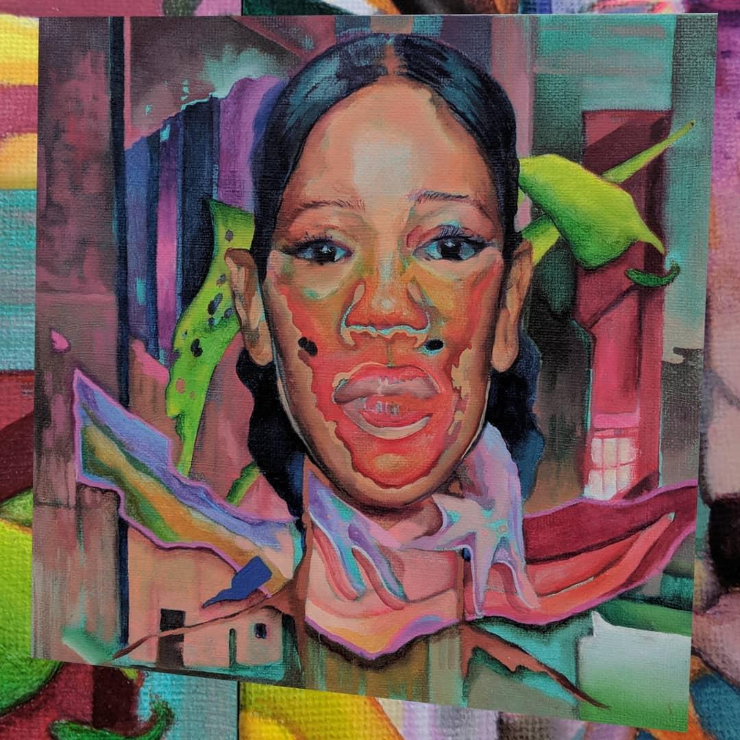 Curtia Wright: Intersection Between Femininity and Blackness 4