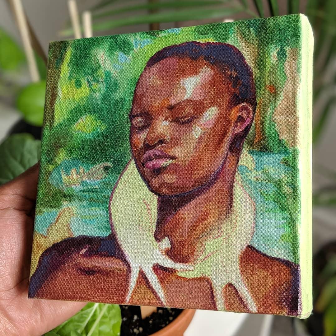 Curtia Wright: Intersection Between Femininity and Blackness 3