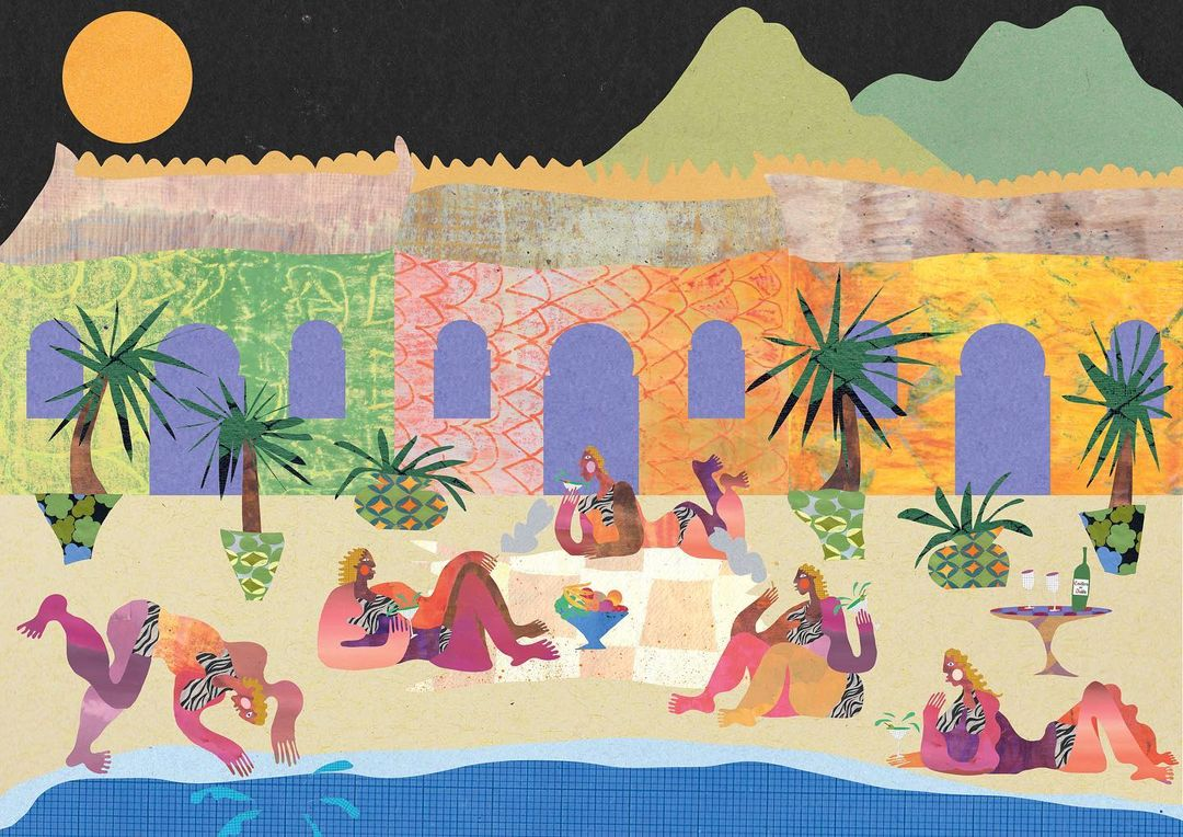 Imogen Crossland: Ode to the Good Times 19