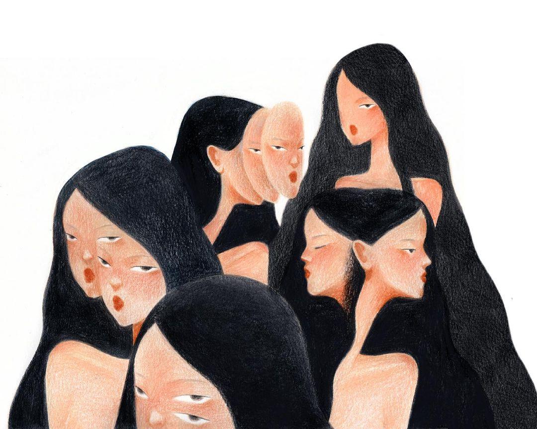 Jiayue Li's Empowered Female Protagonists 27
