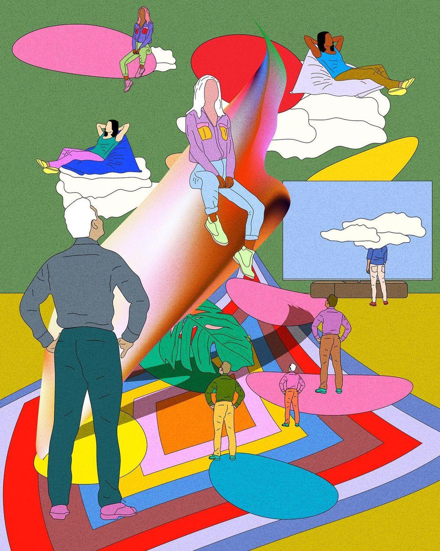 Sebastian Cestaro's Cartoon World 8