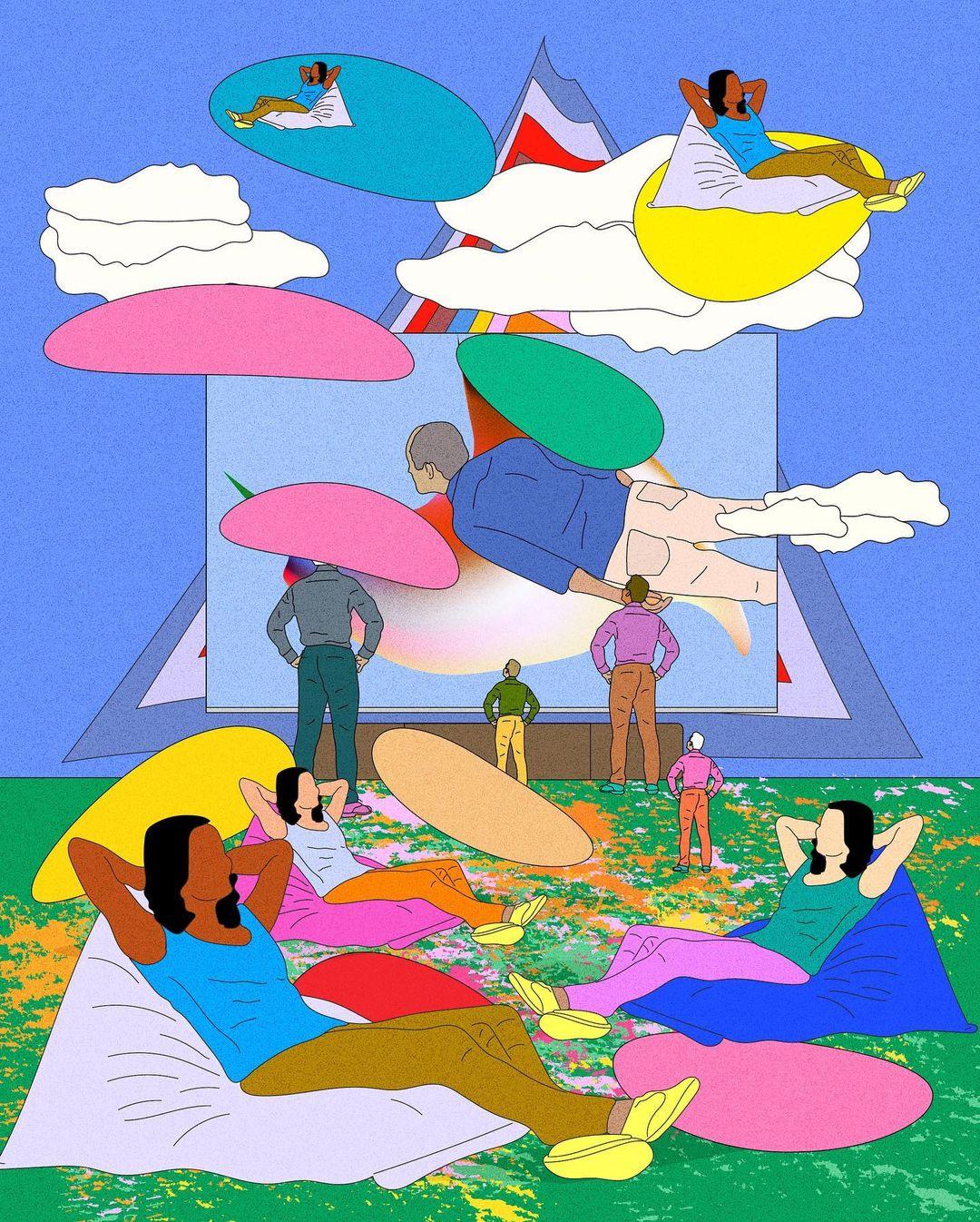 Sebastian Cestaro's Cartoon World 9