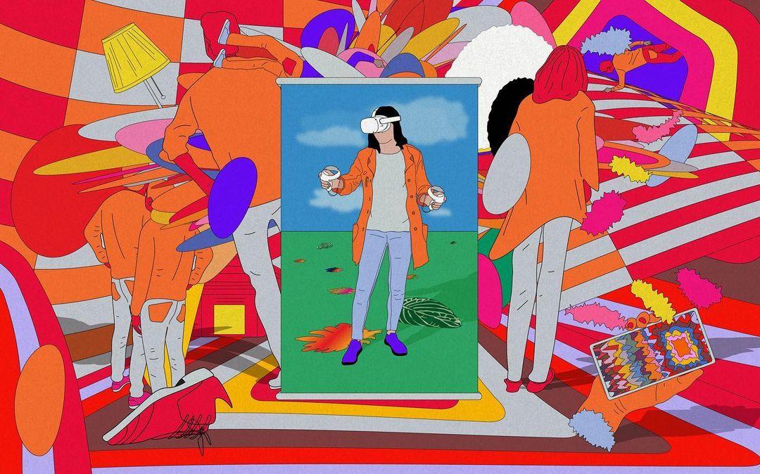 Sebastian Cestaro's Cartoon World 12