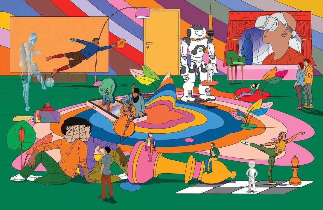Sebastian Cestaro's Cartoon World 19
