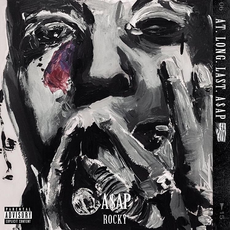 Stephanie Macaigne Reproduces Iconic Rap Album Artworks of Our Generation 7