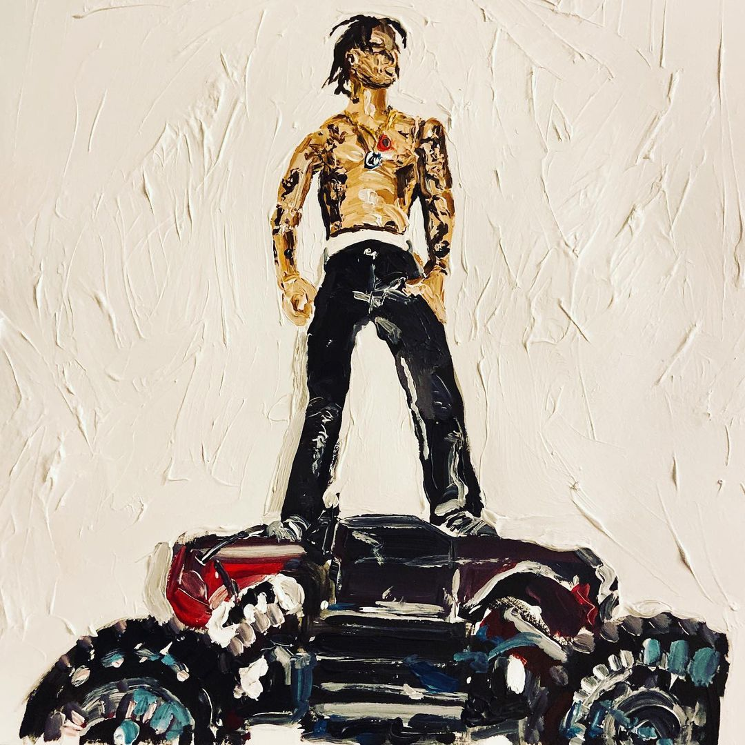 Stephanie Macaigne Reproduces Iconic Rap Album Artworks of Our Generation 4