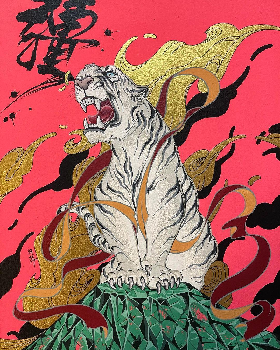 Yasunori Kimata: Master of the Brush 11
