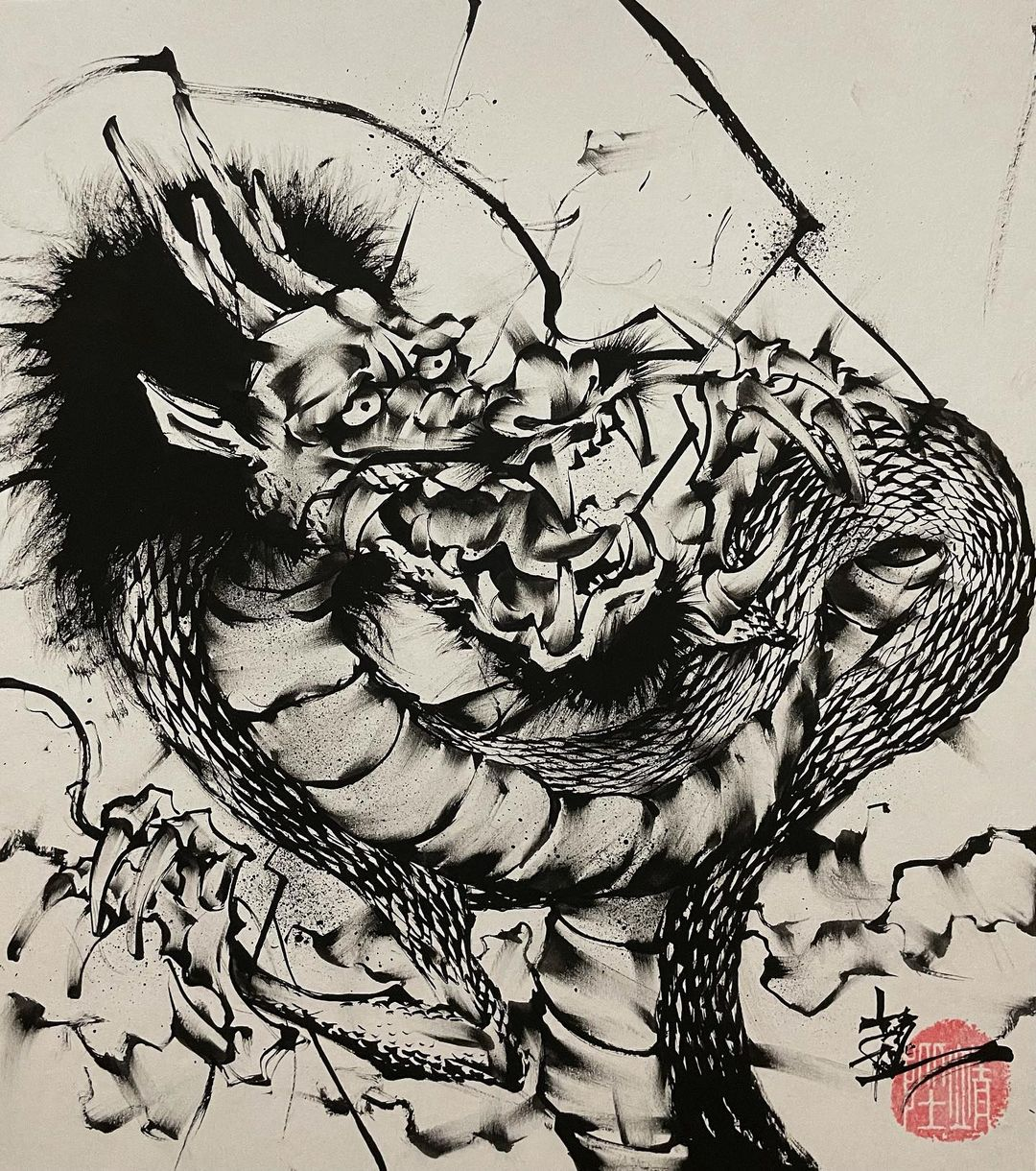 Yasunori Kimata: Master of the Brush 16