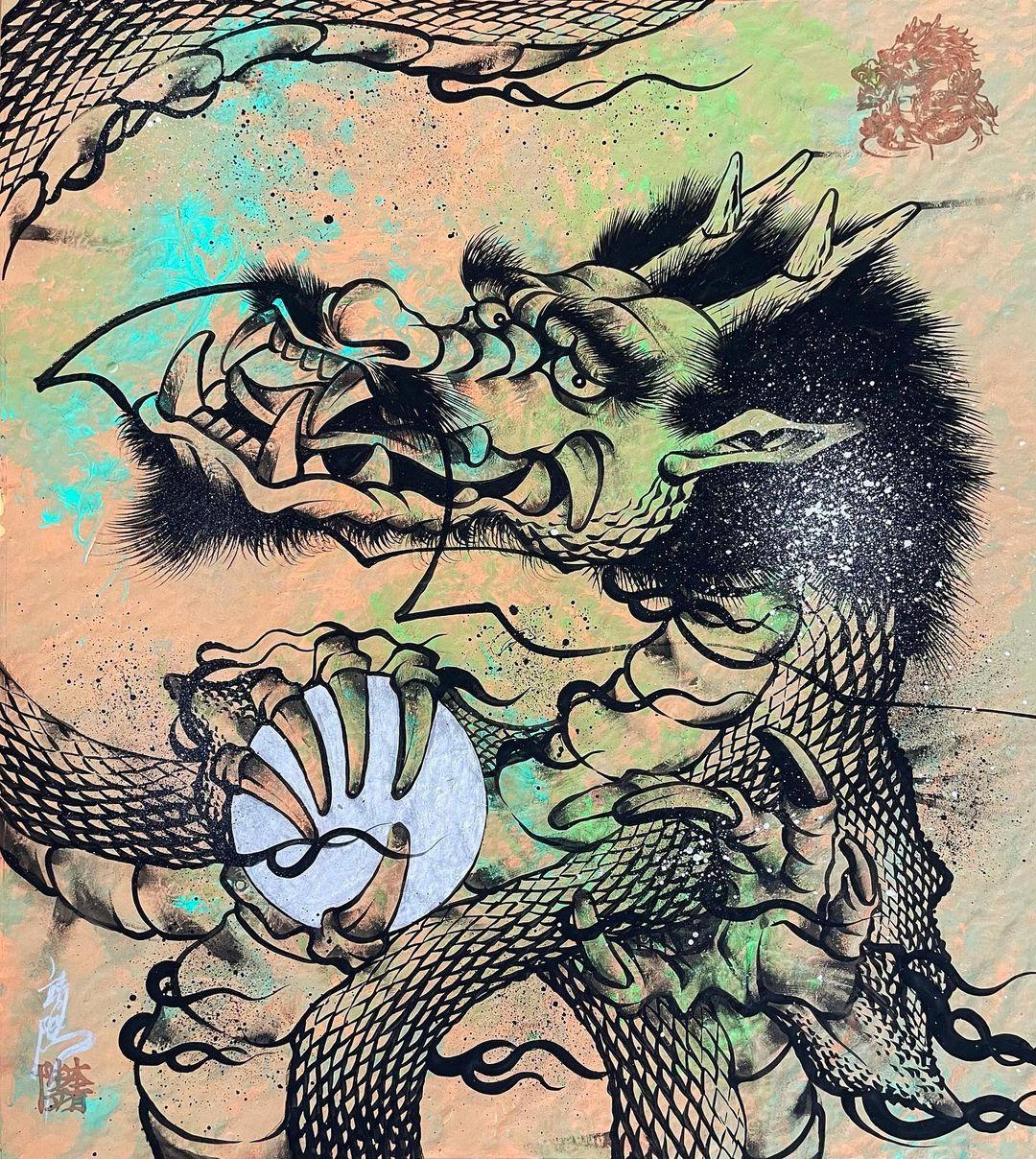 Yasunori Kimata: Master of the Brush 8