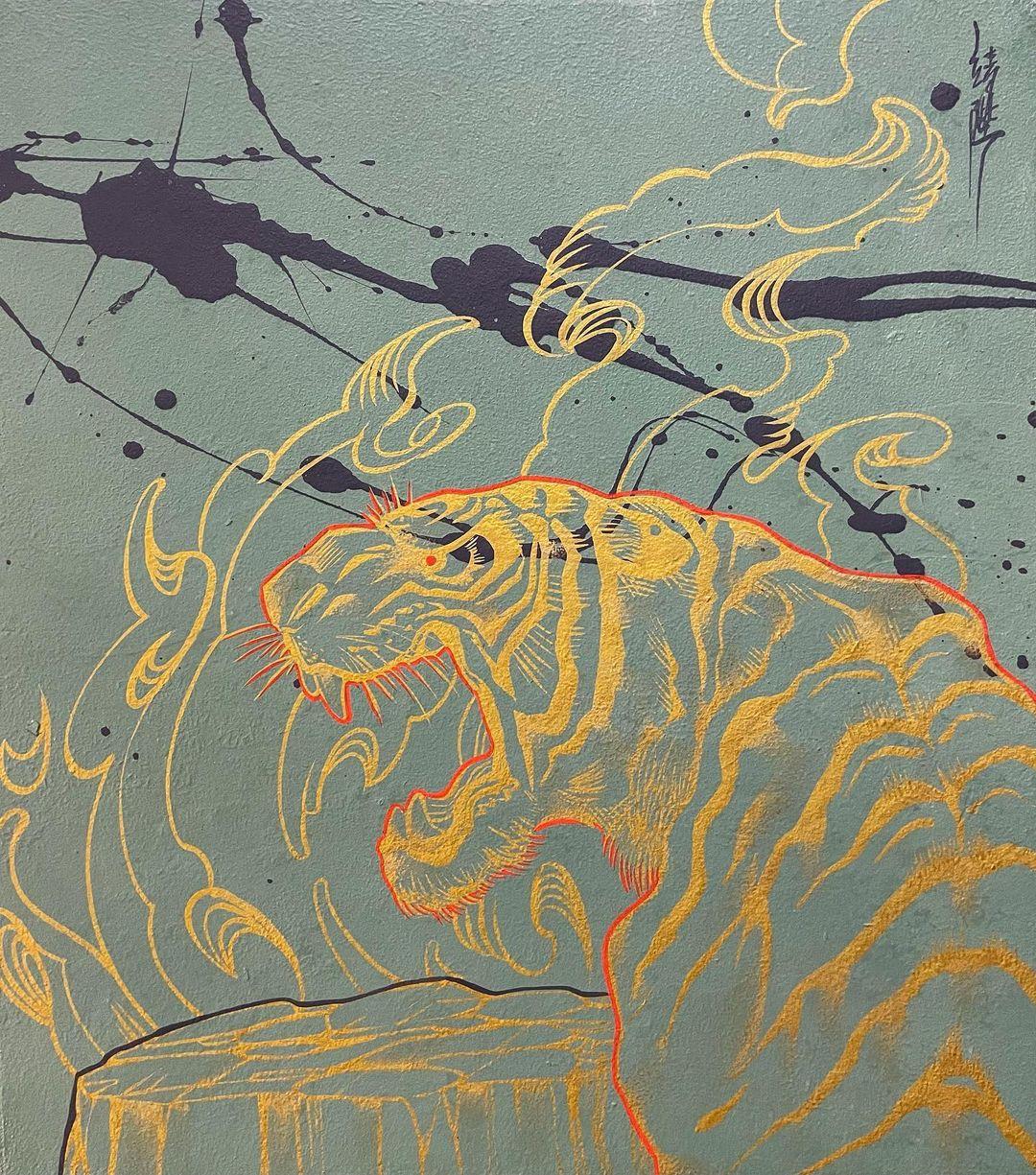 Yasunori Kimata: Master of the Brush 7
