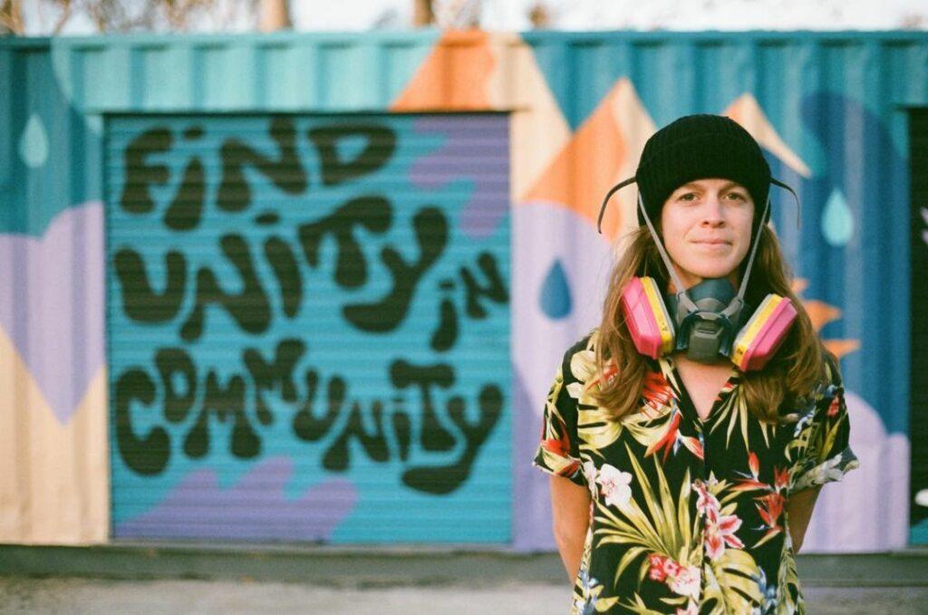 Hannah Eddy's Art Lives on Waves 5