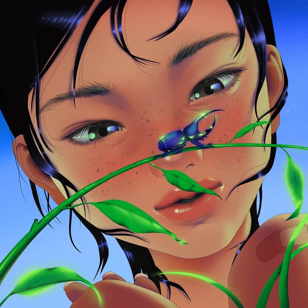 Jiayi Li's Captivating Misty Dreamworld 21