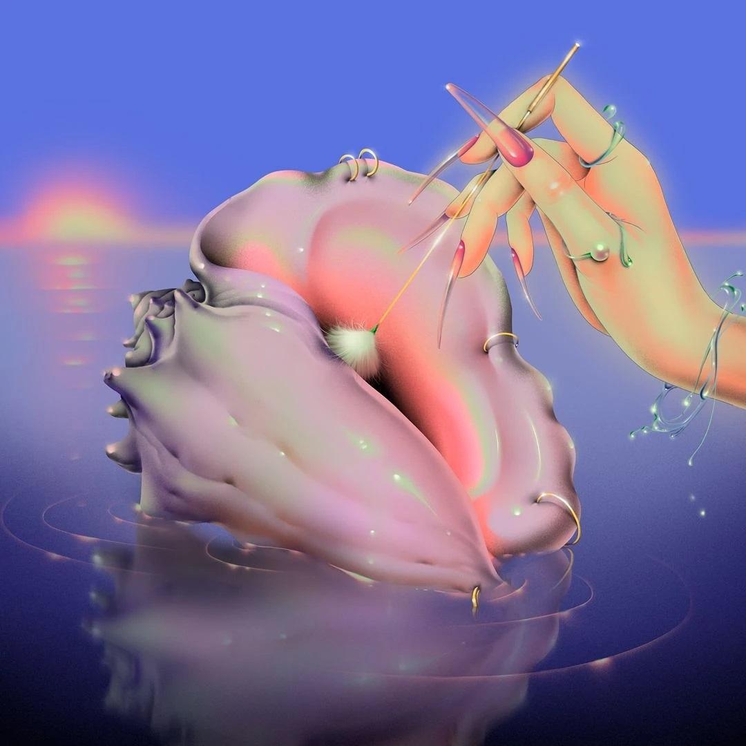 Jiayi Li's Captivating Misty Dreamworld 2