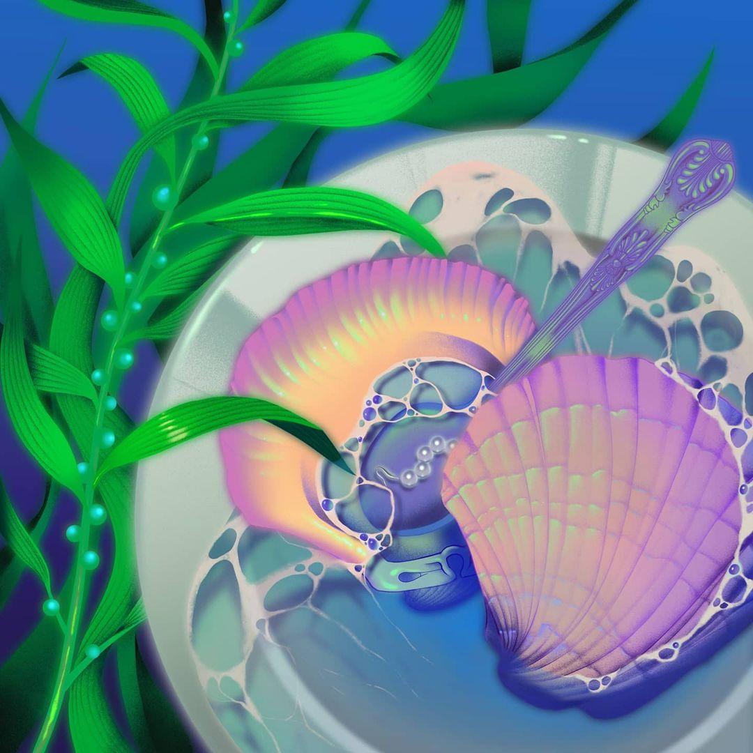 Jiayi Li's Captivating Misty Dreamworld 3