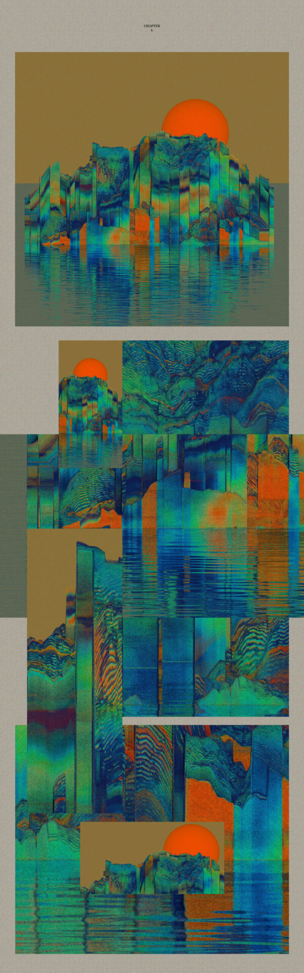 Chinese Designer Particle (Gao Yang) Replicate Nature's Simple Wonders with Algorithms 8