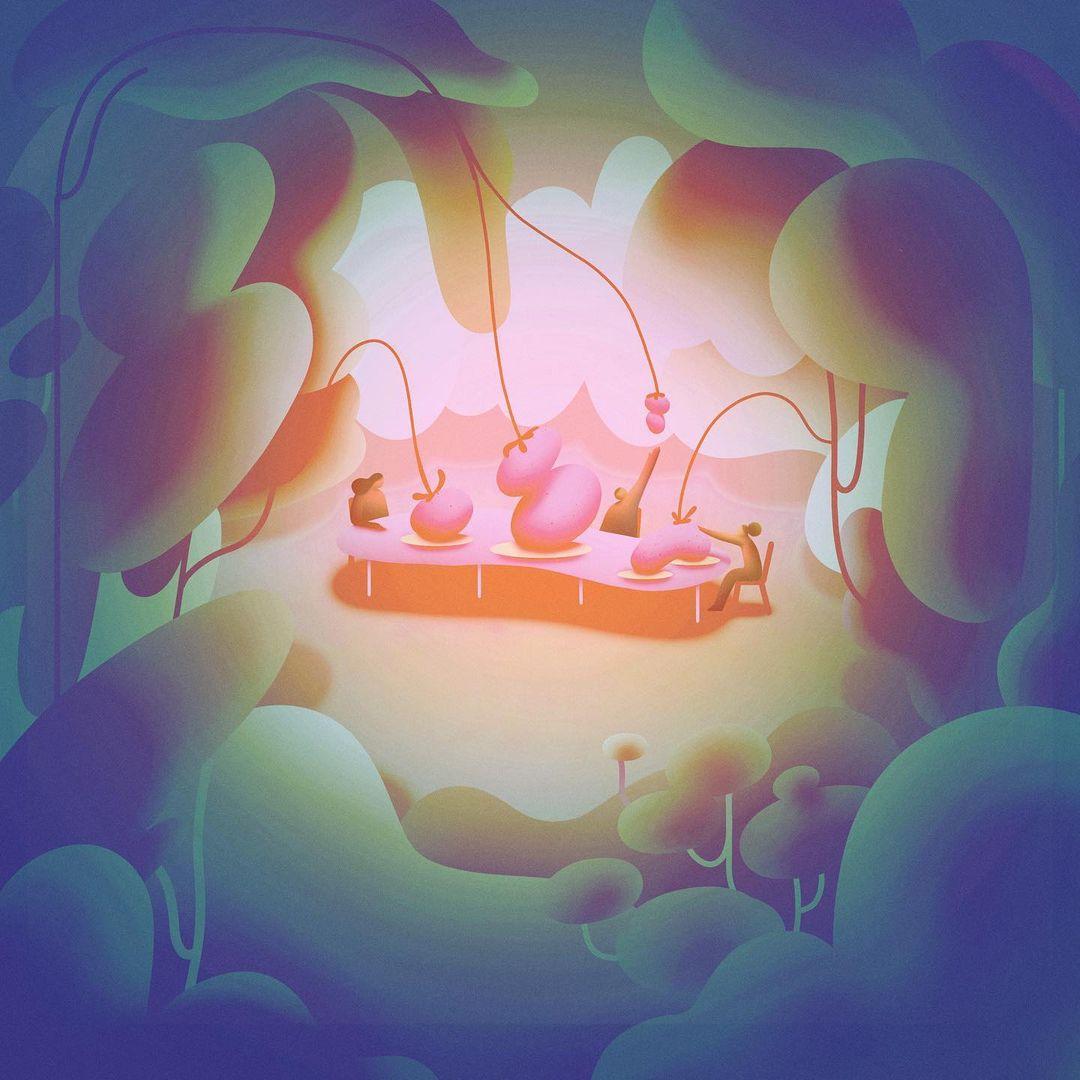 Sophi Miyoko Gullbrants's Mellow & Unworldly Works 23