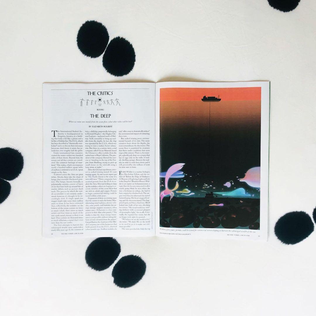Sophi Miyoko Gullbrants's Mellow & Unworldly Works 46