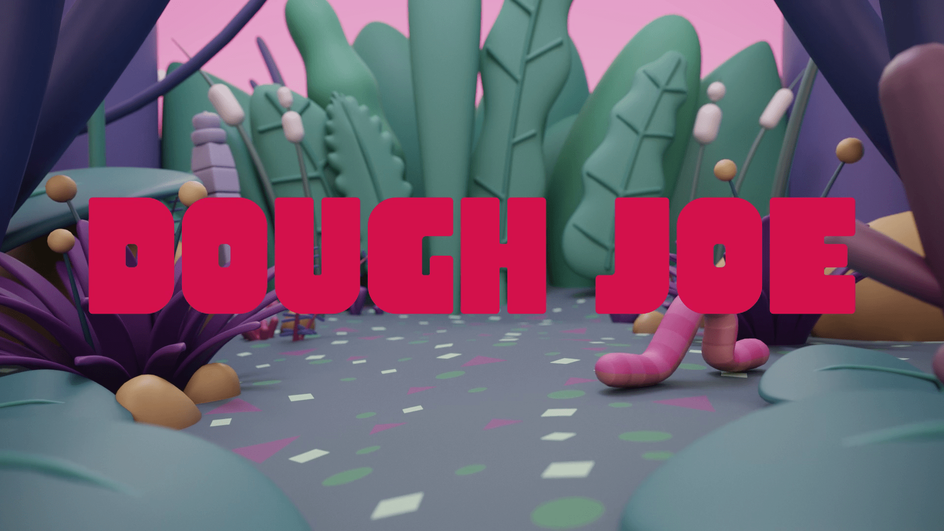 DOUGH JOE: A Travellers Journey To Sacred Prize 3